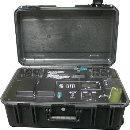 Rugged Tactical Inverter - ETI0018-2010