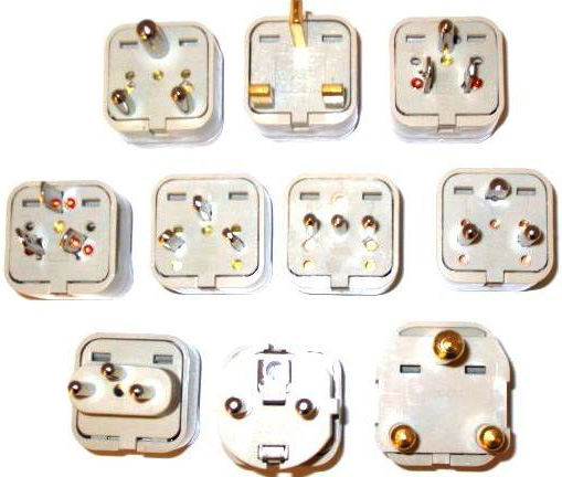 Adapter Set of 10